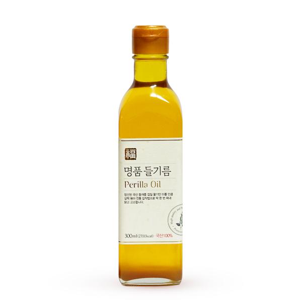 국산 들기름 (300ml)
